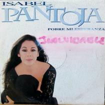 Isabel Pantoja Pobre Mi Esperanza Cd Sencillo Mexicano, 1996