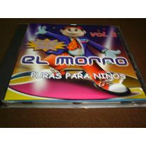 El Morro - Cd Album - Puras Para Niños Vol. 2 Ndd