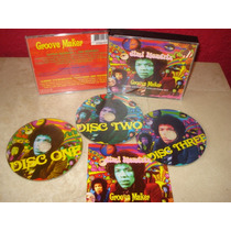 Jimi Hendrix - Groove Maker Cd Triple