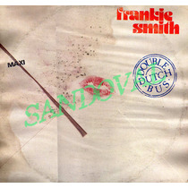 Disco Single De Vinil 33 Rpm Frankie Smith, Double Dutch Bus