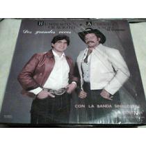 Disco Lp Humberto Cravioto Y Alberto Angel El Cuervo -