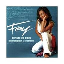 Cd Maxi Single/promo De Fey: Sampler - 4 Temas
