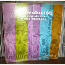 La Revolucion Sus Cantares Y Sus Corridos 3 Lp Album