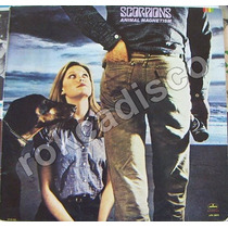 Heavy Metal, Scorpions, Animal Magnetism, Lp 12´,