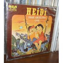 Heidi Ep Dime Abuelito / Oye Color Rojo