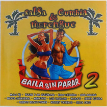 Cd Disco Compacto Baila Sin Parar 2 Salsa Cumbia & Merengue