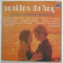 Sounds Unlimited Orchestra / Sonidos 1 Disco Lp Vinilo