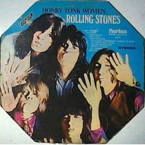 Rolling Stones Honky Tonk Women And Paint It Black Lp Rock