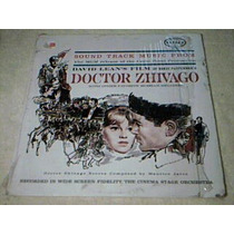 Disco Lp Doctor Zhivago - Sound Track Music From -