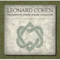 Leonard Cohen Complete Studio Albums Collection (new 11 X Cd
