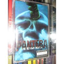 Pantera Far Beyond Driven Cassette Nuevo E Importado