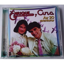 Enrique Y Ana Sus 20 Aventuras Cd Raro Made In Mexico 2004