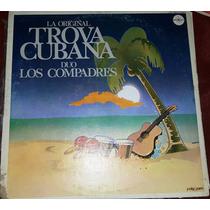 Disco Acetato: Trova Cubana Duo Los Compadres