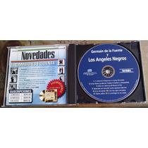Los Angeles Negros Y Germain De La Fuente Cd Unica Ed 2000