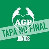 Agapornis Juntos Cd Nuevo