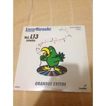 Laser Disc Karaoke Vol.13
