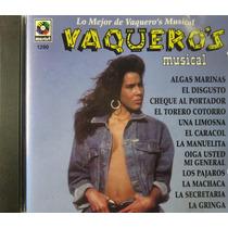 Banda Vaqueros Musical - 16 Exitos Lo Mejor De