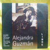 Disco Lp Alejandra Guzmán - Libre (edicion Colombia) Raro