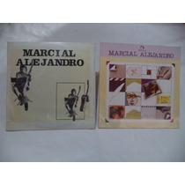 Marcial Alejandro 2 Lps Sellados Nuevos De Coleccion Mexico