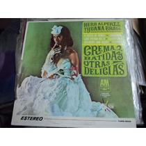 Herb Alperts - Lp De 12 - Tijuana Brass Crema Batida