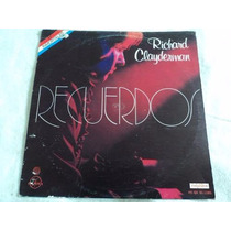 Disco Lp Acetato Richard Clayderman Reduerdos Seminuevos