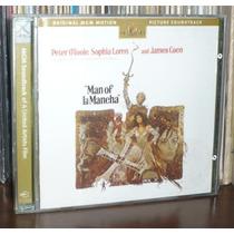 El Hombre De La Mancha Cd Soundtrack Peter O´toole