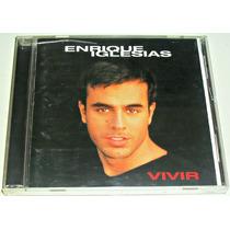 Cd Enrique Iglesias / Vivir