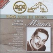 Rca 100 Años De Música Marco Antonio Muníz