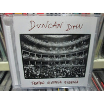 Duncan Dhu - Teatro Victoria Eugenia Cd Nuevo Español