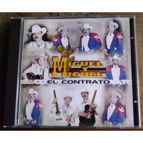 Miguel Y Miguel El Contrato Cd Unica Ed 2001 Discos Disa Vmj