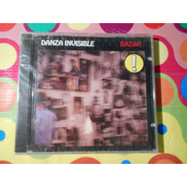 Danza Invisible Cd Bazar.1991