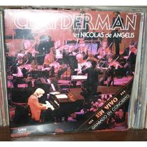 Richard Clayderman Et Nicolas De Angelis 2 Lp Album En Vivo