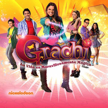 Cd Grachi Nickelodeon Soundtrack Nuevo Sellado!