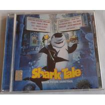 Shark Tale Espanta Tiburones Cd Soundtrack Made In Mexico