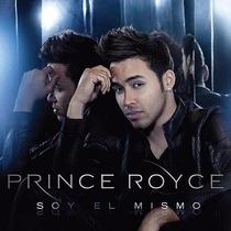 Soy El Mismo / Prince Royce / Disco Cd Con 14 Canciones