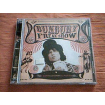 Cd & Dvd Bumbury - Freak Show - Heroes Del Silencio -