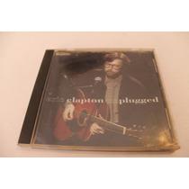 Cd Eric Clapton Unplugged Edicion Usa