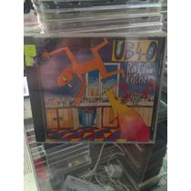 Ub40 Rat In The Kitchen Cd Nuevo Importado Reggae Dub