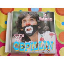 Cepillin Cd Las Mañanitas.1998