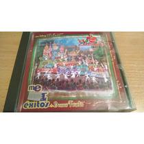 Walt Disney Records, Mega Exitos, Cd Album Del Año 2000