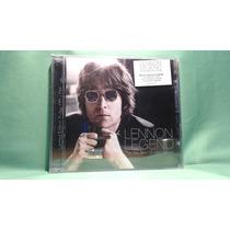 Cd John Lennon - Lennon Legend / Mc Cartney Harrison Star