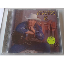 Jose Guadalupe Esparza Enamorado Y Bailador Cd Unica Ed 2000