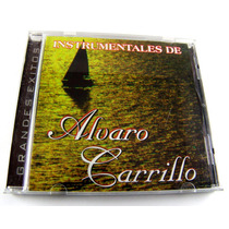 Grandes Exitos Instrumentales De Alvaro Carrillo Cd 2003