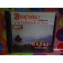 Mariachi Ordaz Cd Huapango De Moncayo, 1993,