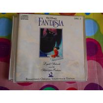 Fantasia Cd Soundtrack De La Pelicula 1990