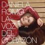 La Voz Del Corazon / Daniela Romo / Disco Cd 15 Canciones
