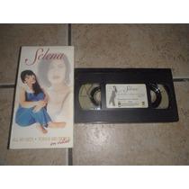 Selena Y Los Dinos Vhs Todos Mis Videos Tejano,