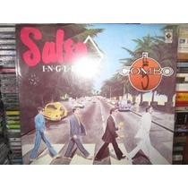 Salsa Inglesa El Combo 5 Disco Lp Impecable ( Beatles )