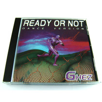 Ghez / Ready Or Not Dance Version Cd Seminuevo Polygram 1996