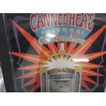 Canned Heat Internal Combustion 3 Tracks Promo Cd